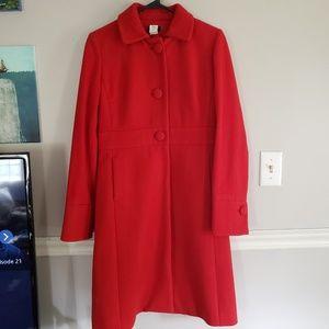 J Crew Wool Coat